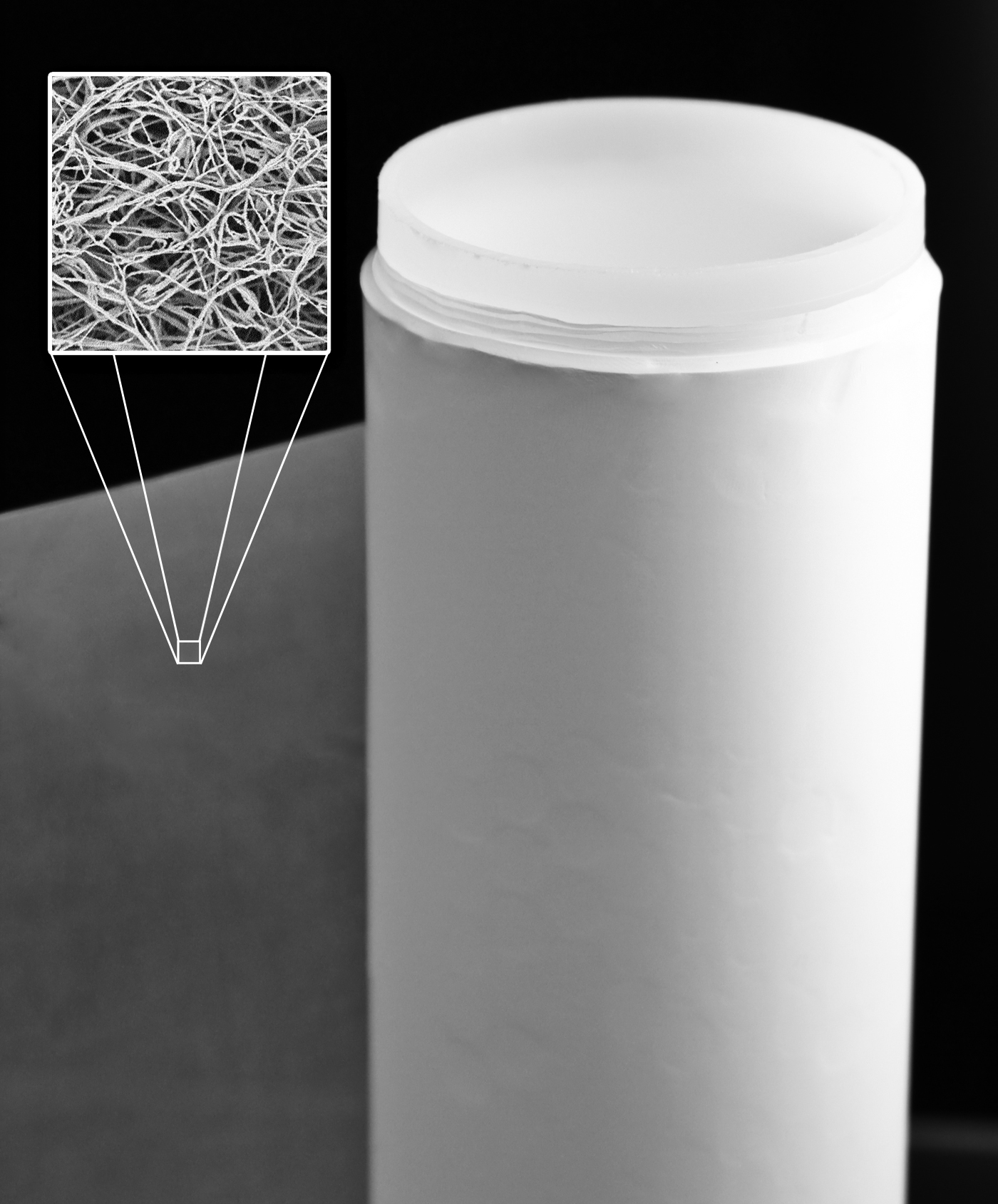 Electrospun Applied Products